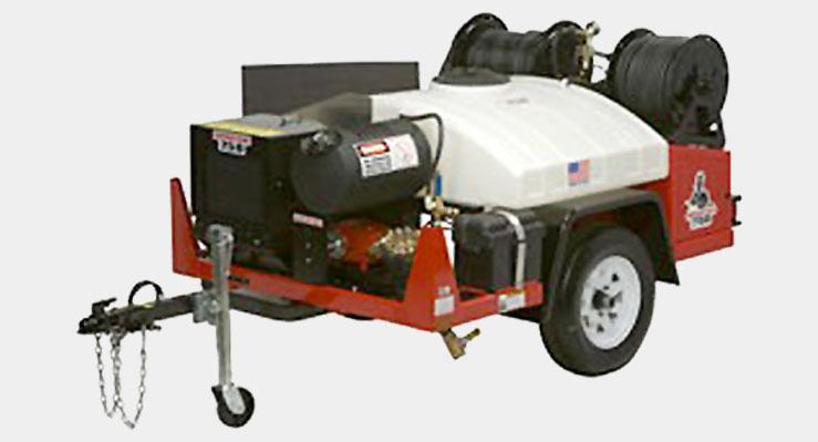 Professional Plumbing Equipment